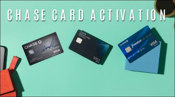 activate chase credit card