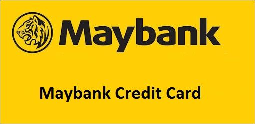 activate maybank credit card