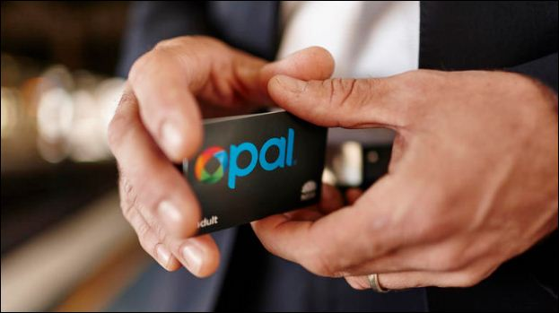 activate opal card