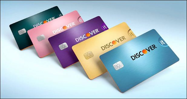 Activate discover Credit card online
