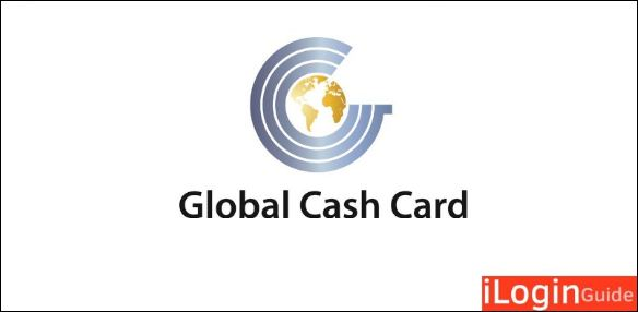 global cash card login