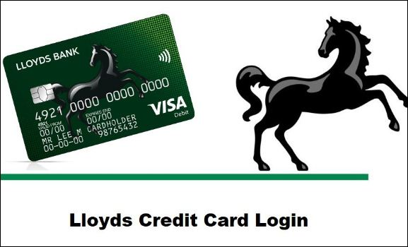 activate Lloyds credit card online