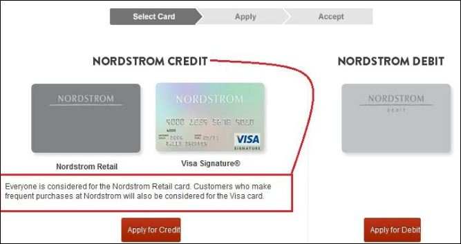 Nordstrom Card Activation