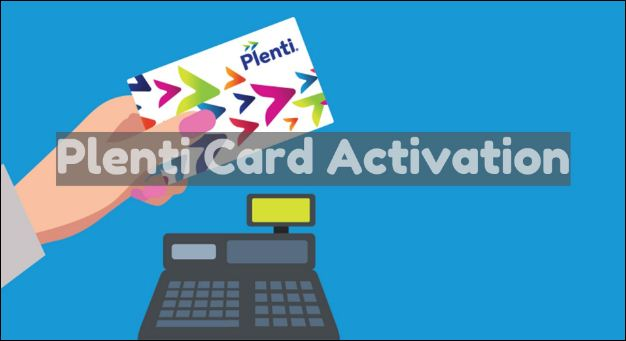 Activate plenti Card
