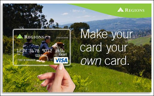Activate Regions Credit Card