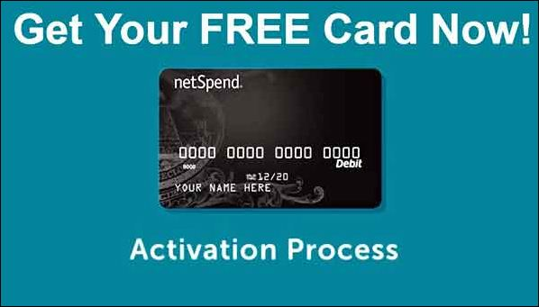 activate netspend mastercard