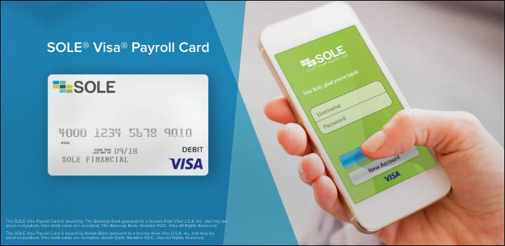 sole pay card activation online