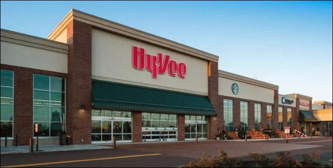 HyVee connect login