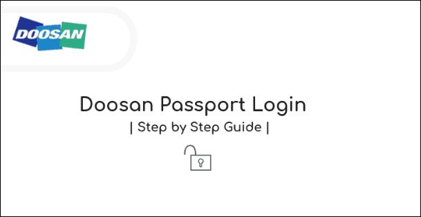 doosan passport Sign In