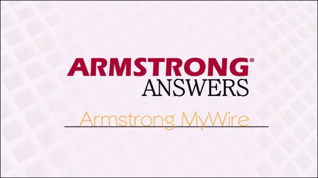 armstrong my wire login