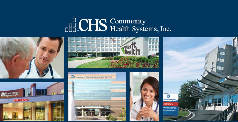 Community Health Systems Employee Login Benefits