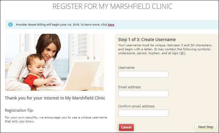 Marshfield Clinic Sign In