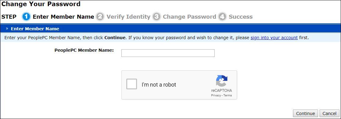 peoplepc login
