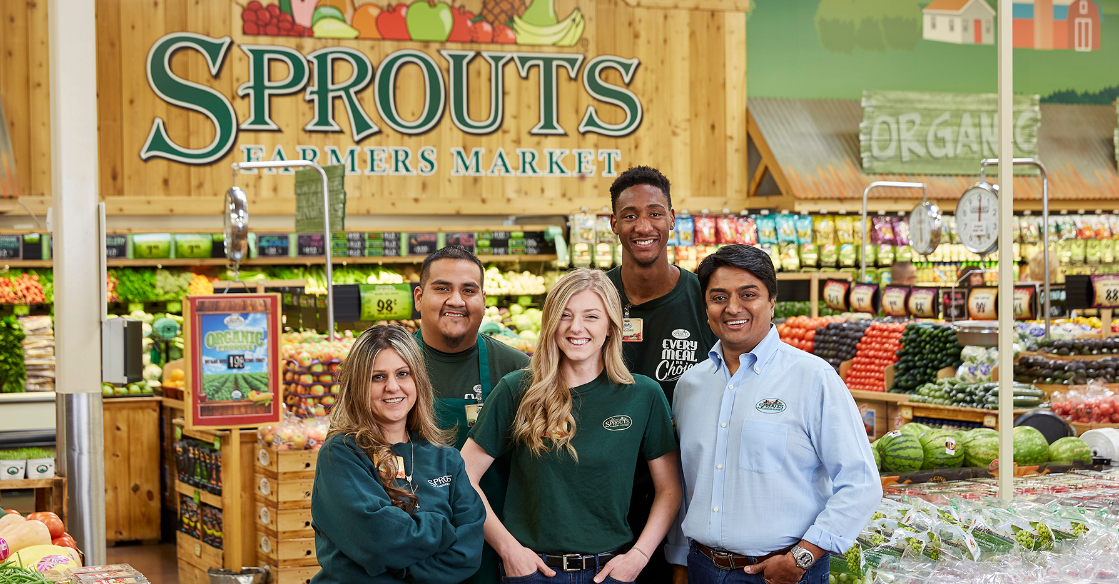 Sprouts Farmers Market Employee Benefits