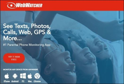 webwatcher sign in