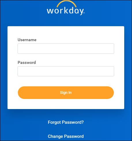 MyHR Workday ServiceMaster Login