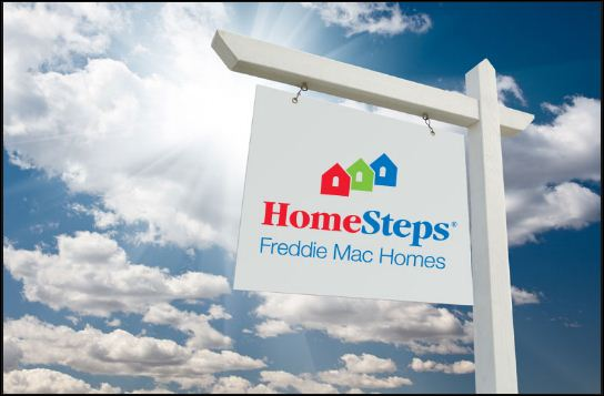 homeSteps freddie Mac