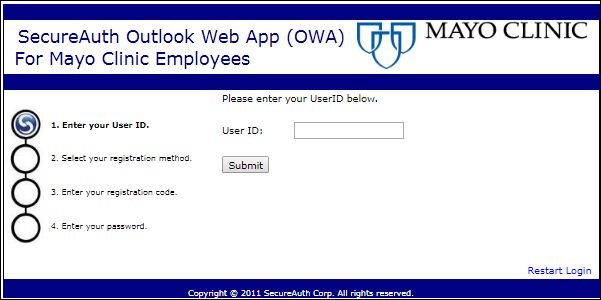 Mayo Clinic Employee Email Login
