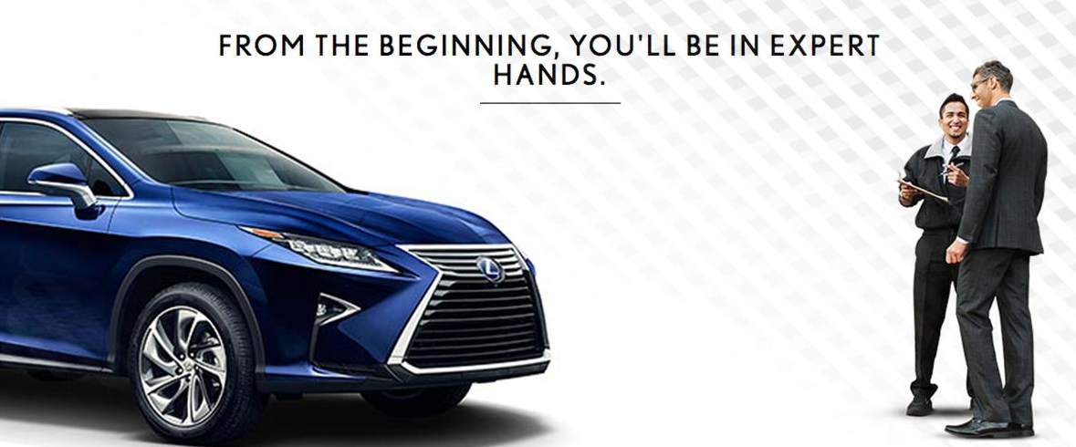 Lexus Customer Portal Benefits