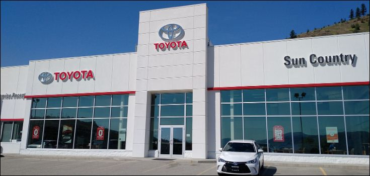 toyota dealer direct login