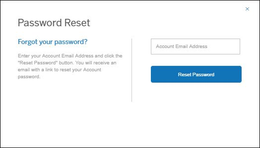 Reset American Express Gift Card Password