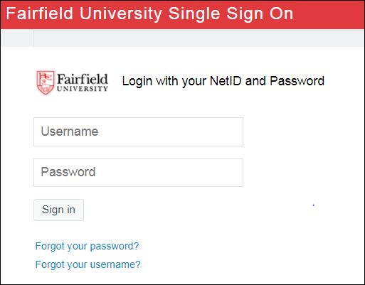 Fairfield University Register