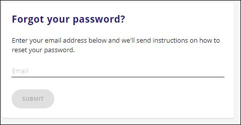 Reset Kaplan Student Login Password
