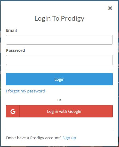 Prodigy Math Game Student Login Student