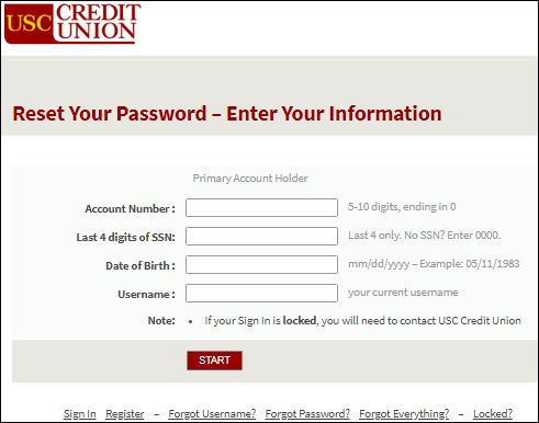 The University of Southern California Login