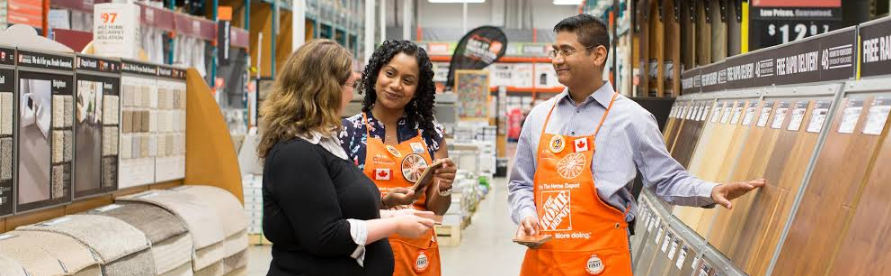Home Depot MyTHDHR Benefits